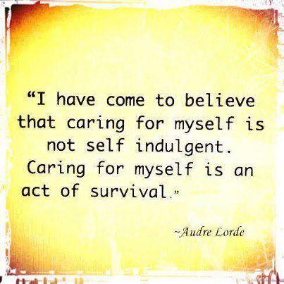 caringformyself