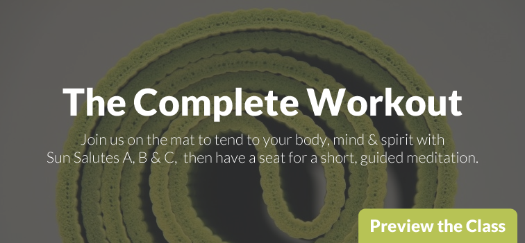 the complete workout